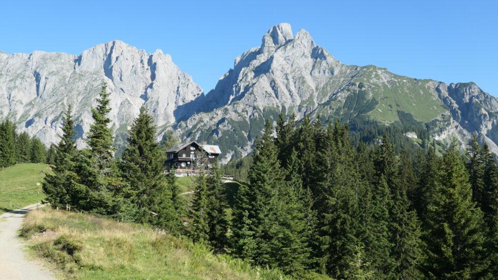 Admonter Reichenstein - Foto: Alpenverein Mariazellerland