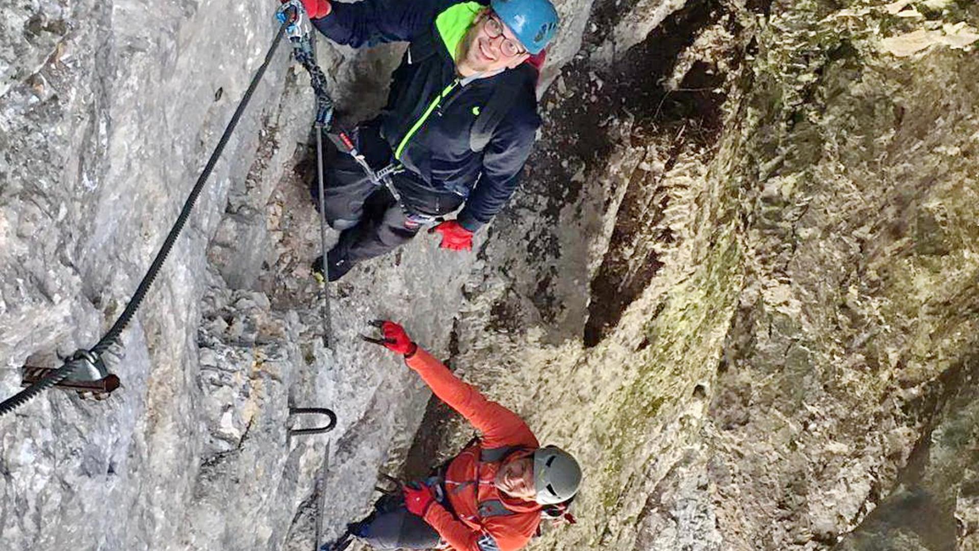 Kletterpark Spielmäuer - Foto: Alpenverein Mariazellerland