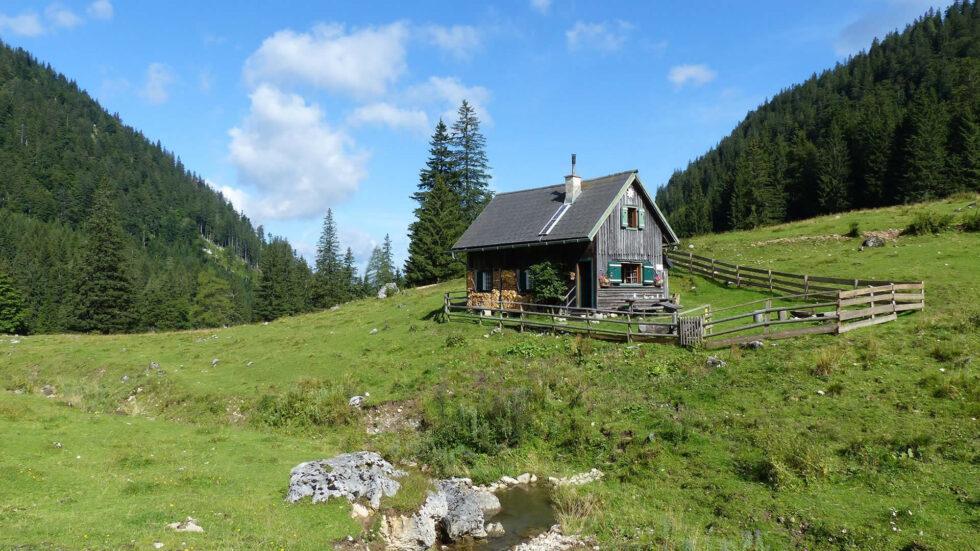 Falbersbachhütte - Foto: Mariazell Online