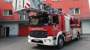 Foto: Freiwillige Feuerwehr Mariazell, Sandro Paukner