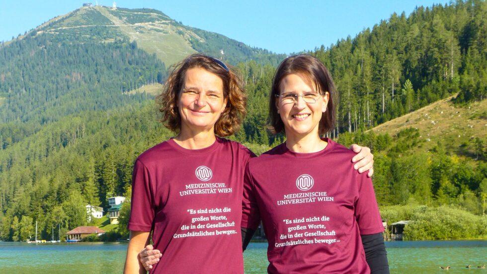 Krebsforschungslauf am Erlaufsee - Foto: Mariazell Online